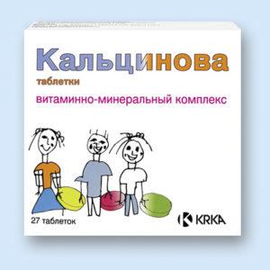 Препарат Кальцинова