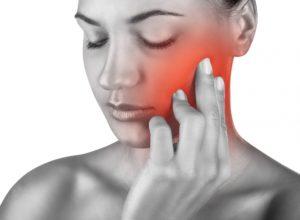 Боль при невралгии тройничного нерва